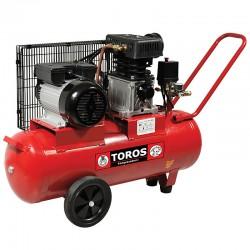 TOROS: ΑΕΡ/ΣΤΗΣ 50LT/3HP ΜΕ ΙΜΑΝΤΑ ΖΑ65-50