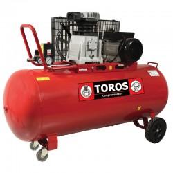 TOROS: ΑΕΡΟΣΥΜΠΙΕΣΤΗΣ 200Lt 3HP 230V/50Hz